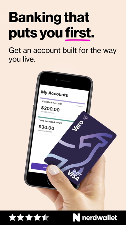 Varo Bank: Mobile Banking screenshot-9