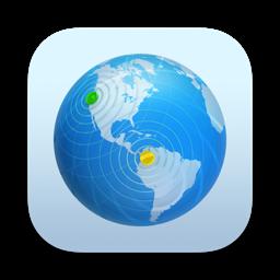 Ícone do app macOS Server