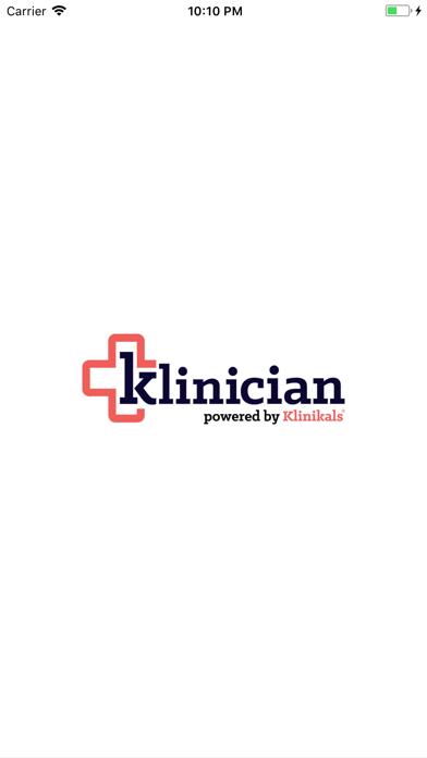 点击获取Klinician