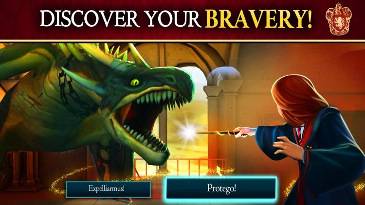 Harry Potter: Hogwarts Mystery screenshot-0