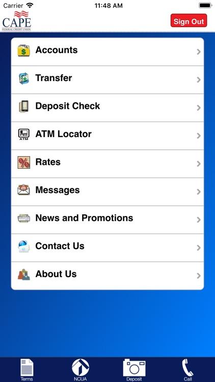 CAPE FCU Mobile Banking