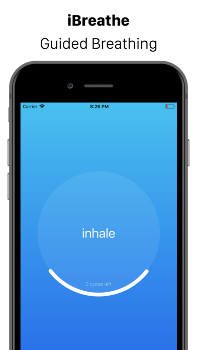 Download iBreathe – Relax and Breathe for Android