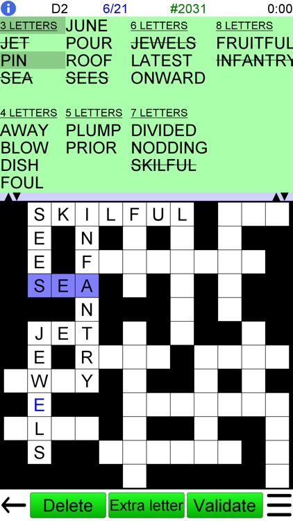Word Fit Puzzle + screenshot-0