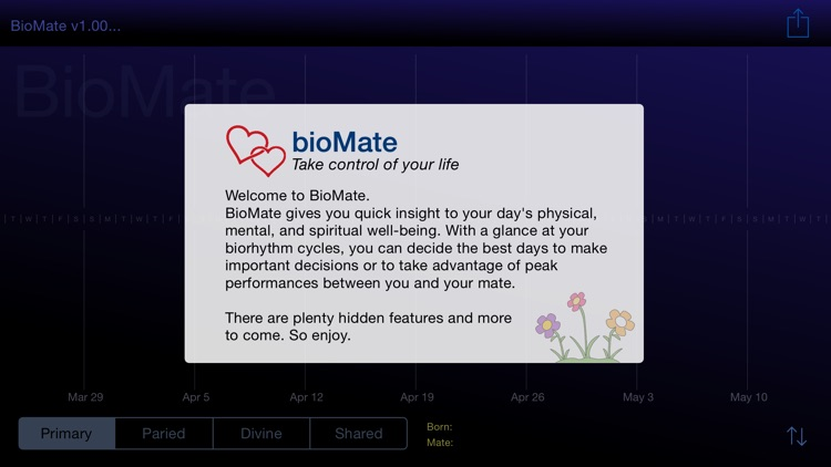 BioMate screenshot-0