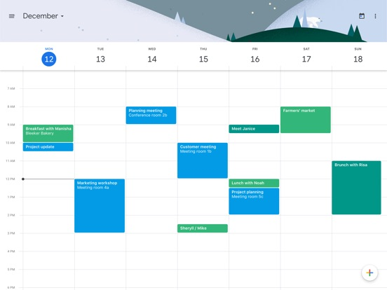 Screenshot #5 for Google Calendar: Time Planner