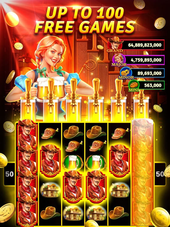 iPad Image of DAFU™ Casino