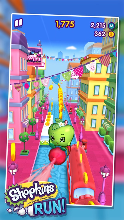 Shopkins Run! screenshot-3