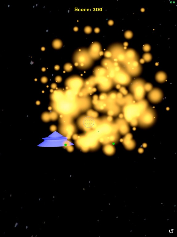 Screenshot #6 pour Space Battle AR