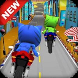 Moto Racer Traffic Mass 3D
