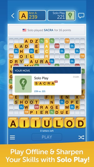 words with friends ios 7 problems