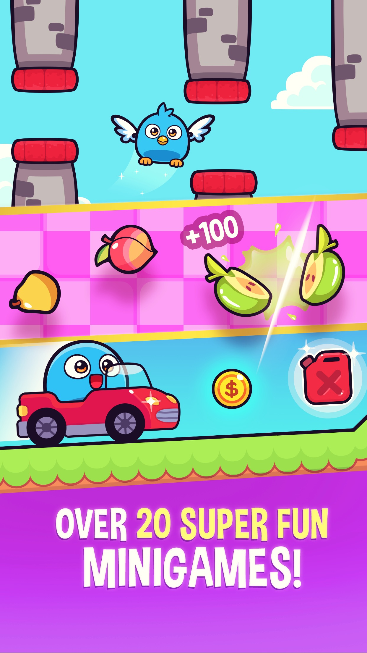 My Boo Virtual Pet & Mini Game Screenshot