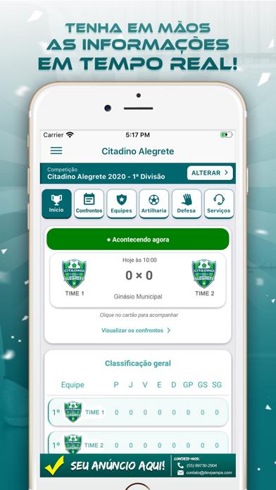 Citadino Alegrete screenshot 3