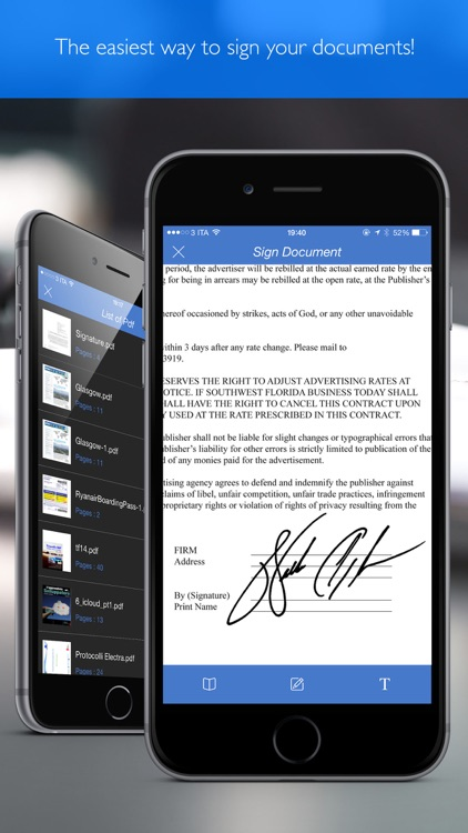 Sign Pdf Documents pro screenshot-3
