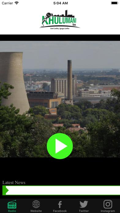 Khulumani FM screenshot one