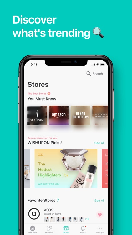 WishUpon - Shopping Wishlist screenshot-3