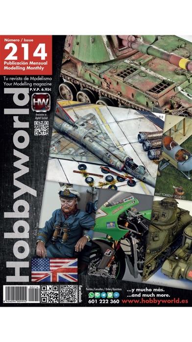 Screenshot for HobbyWorld Magazine English in United States App Store