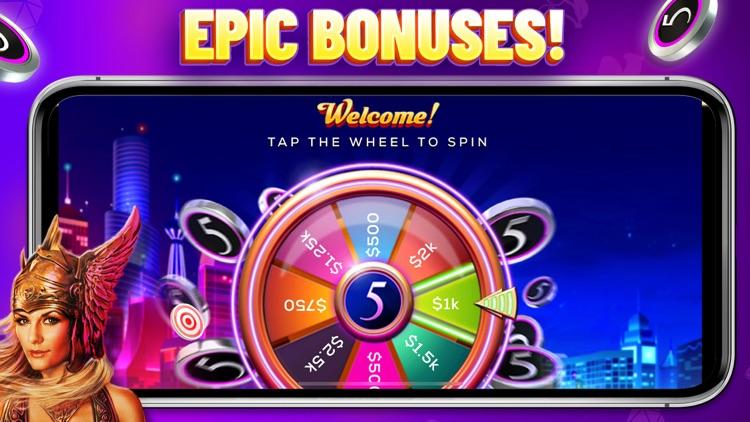 High 5 Casino: Home of Slots screenshot-3