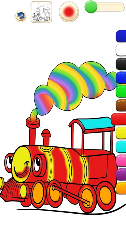 Toddler Paint and Draw screenshot-4