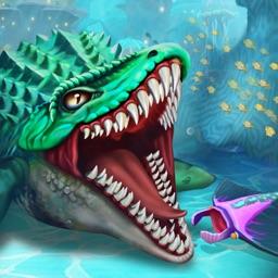 Dino Water World - 3D Dinosaur