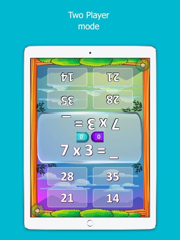 Times Tables Flash Cards Math Screenshots