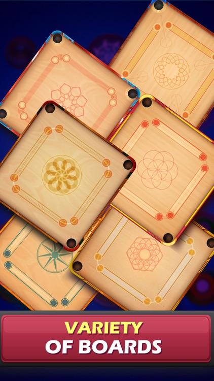 Carrom Friends : Board Game screenshot-3