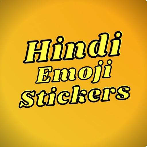 Hindi Emoji Stickers