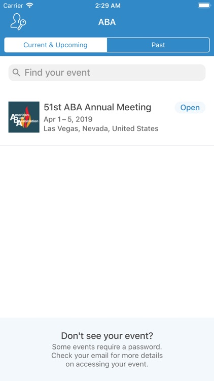 ABA Annual Meeting App by American Burn Association