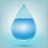 Regenmesser - Regen indikator