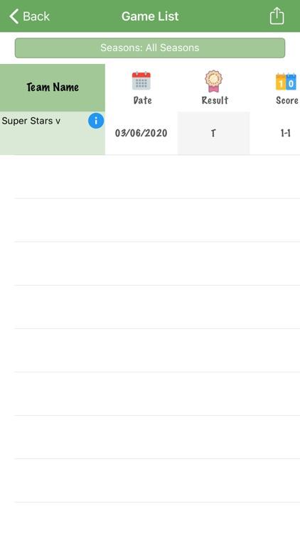 Lacrosse Stat Recorder 3000 screenshot-5