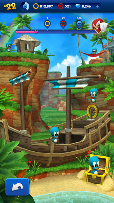 Sonic Dash - Endless Runner wiki review and how to guide