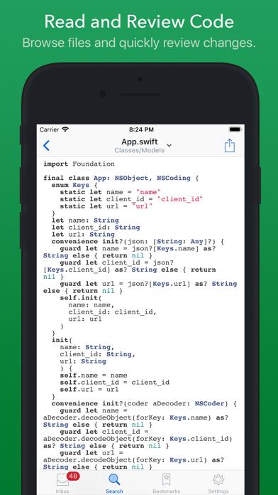 Скриншот №4 к GitHawk for GitHub