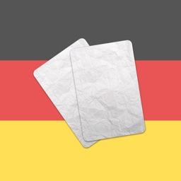 Learn German Words - Flashcard