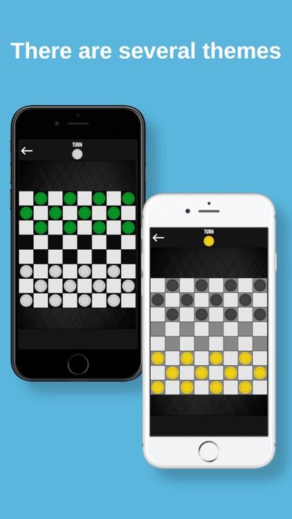 Checkers with Friends - Dama screenshot-3
