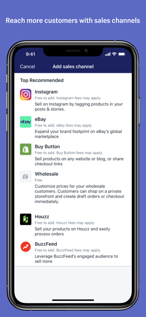 Shopify Ecommerce Business On The App Store