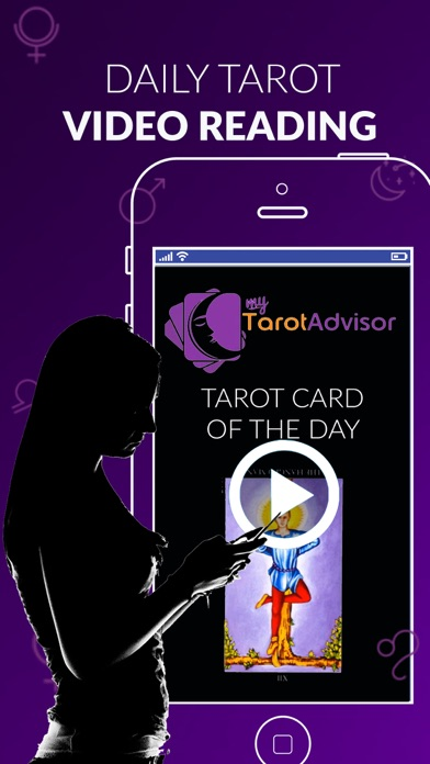 My Tarot Advisor: Psychic Chat