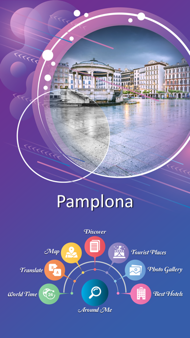 Visit Pamplona screenshot 2