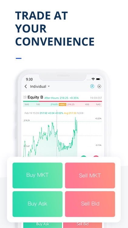 Webull: Investing & Trading screenshot-3