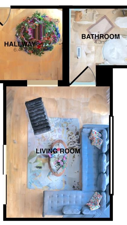 RoomScan Pro – floor plan app screenshot-5