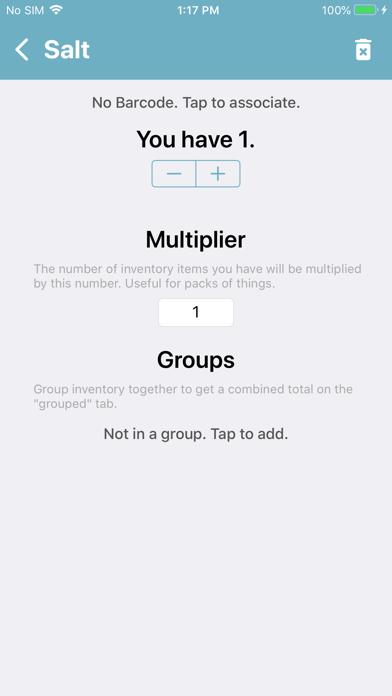 Vent - Inventory Management screenshot three