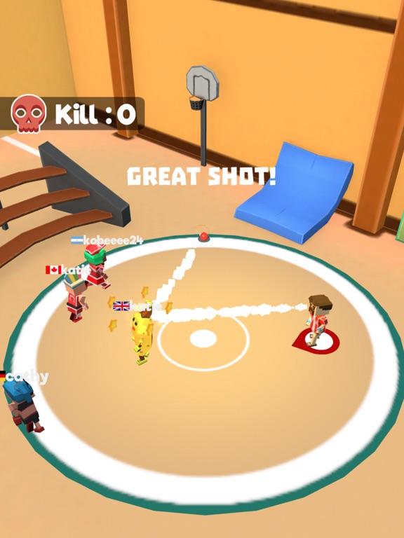 Dodgeball.io screenshot 5