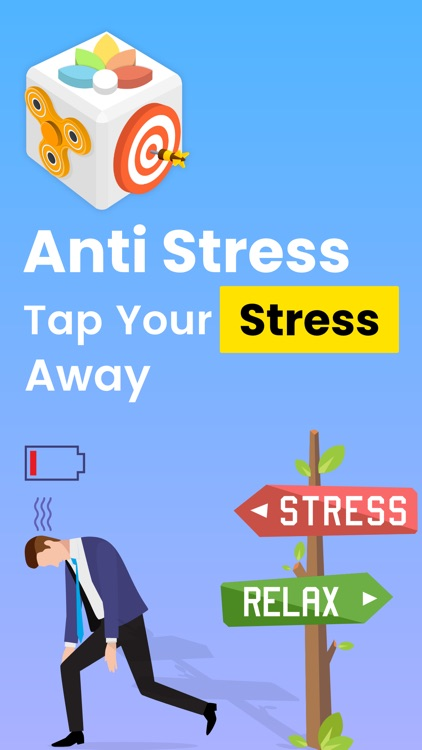 AntiStress Anxiety Relief Game screenshot-0