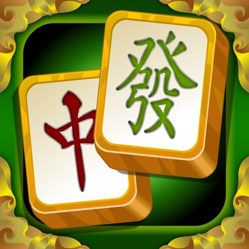 mahjong 3d - frontier quest Icon