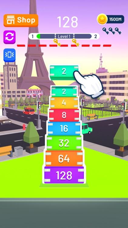 Brick Merge 3D screenshot-4