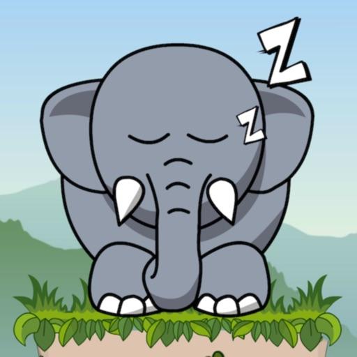 Разбуди Слона игра головоломка