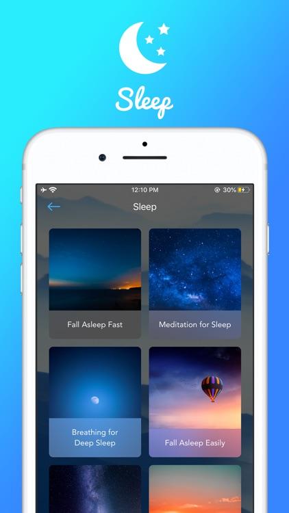 MindU- Meditation & Sleep App screenshot-8