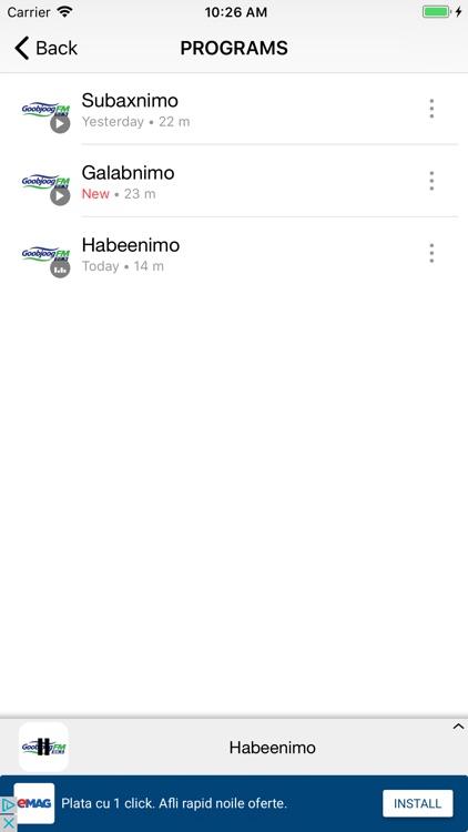 Somali Radio App screenshot-3