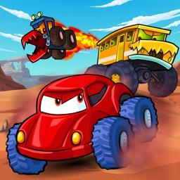 Car Eats Car Multiplayer Race