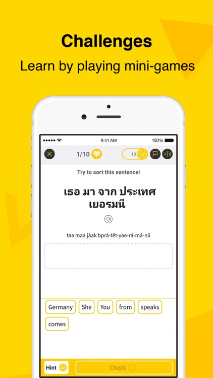Ling App: Learn 60+ Languages screenshot-7