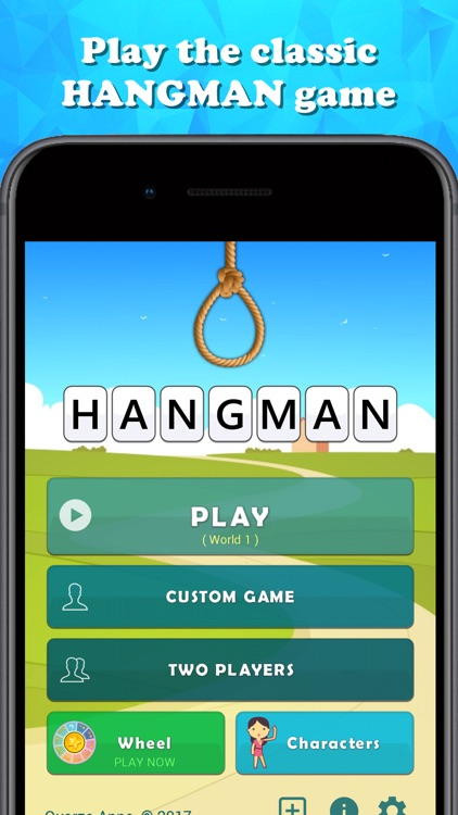 Hangman game - Guess the word