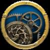 Mechanical Clock 3D